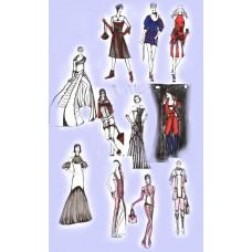 Индивидуальный подход к созданию одежды.